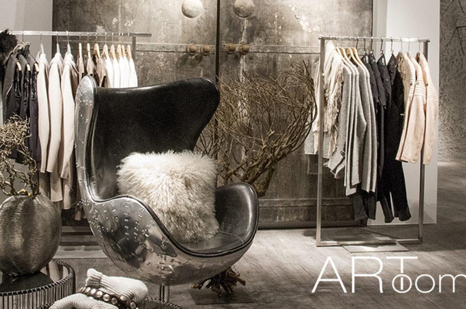 """Textilwirtschaft """"Läden 2015"""""""